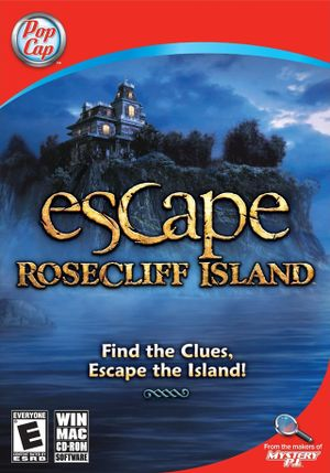 Escape Rosecliff Island cover