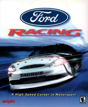 Ford Racing cover