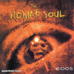 Omikron: The Nomad Soul cover