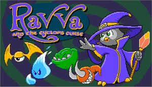 Ravva and the Cyclops Curse cover