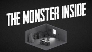 The Monster Inside cover