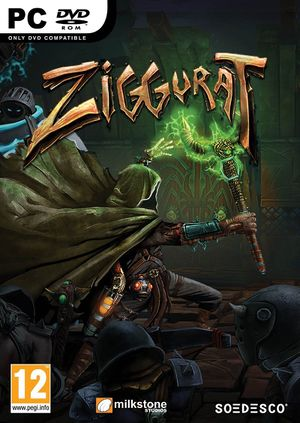 Ziggurat cover