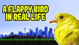 A Flappy Bird in Real Life cover
