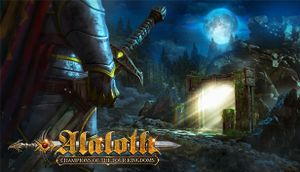 Alaloth - Champions of The Four Kingdoms cover
