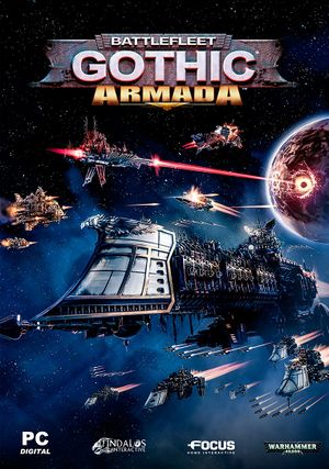 Battlefleet Gothic: Armada cover