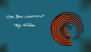 CanYouSurvive? cover