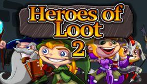 Heroes of Loot 2 cover