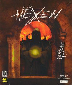 Hexen: Beyond Heretic cover