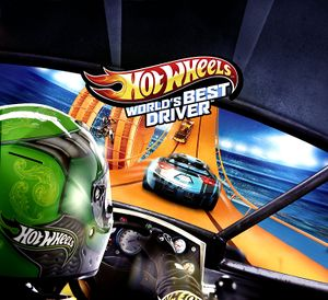 Hot Wheels World's Best Driver cover