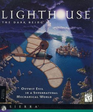 Lighthouse: The Dark Being cover