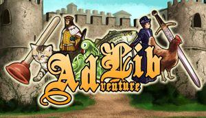 ADventure Lib cover