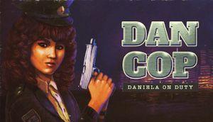 DanCop - Daniela on Duty cover