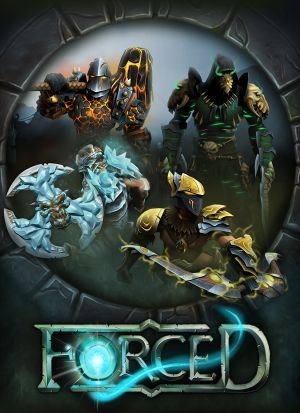 FORCED: Slightly Better Edition cover