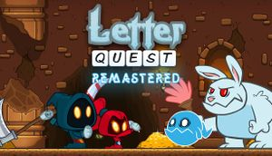 Letter Quest: Grimm's Journey Remastered cover