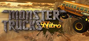 Monster Trucks Nitro cover