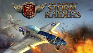 Sky Gamblers: Storm Raiders cover