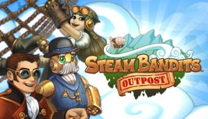 Steam Bandits: Outpost cover