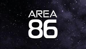 Area 86 cover