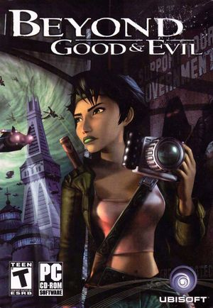 Beyond Good & Evil cover