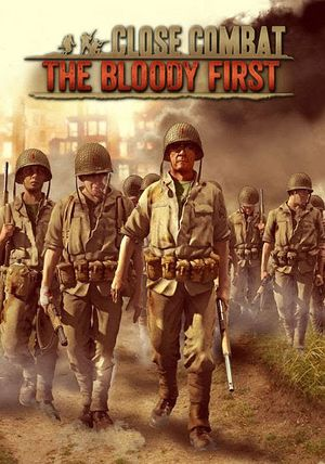 Close Combat: The Bloody First cover