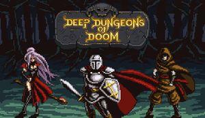 Deep Dungeons of Doom cover
