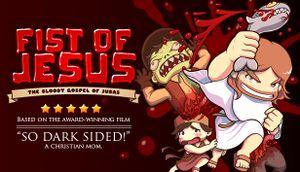 Fist of Jesus cover