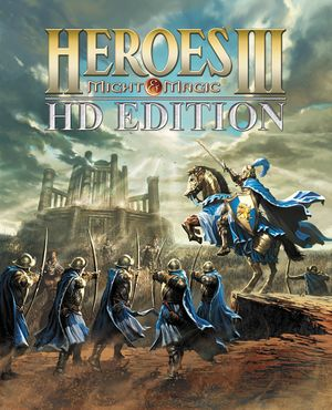 Heroes of Might and Magic III - HD Edition cover