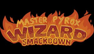 Master Pyrox Wizard Smackdown cover