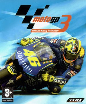 MotoGP 3: Ultimate Racing Technology cover