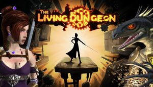 The Living Dungeon cover