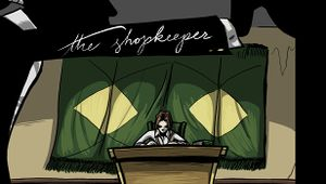 The Shopkeeper cover