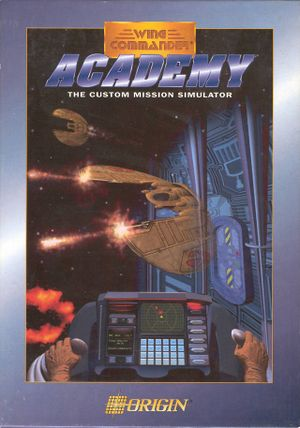 Wing Commander: Academy cover