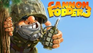 Cannon Fodder 3 cover