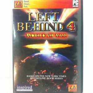 Left Behind 4: World at War - PCGamingWiki PCGW - bugs