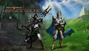 Might & Magic Heroes Online cover