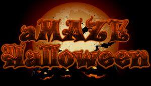 Amaze Halloween cover