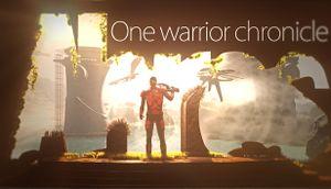 Ahros: One Warrior Chronicle cover