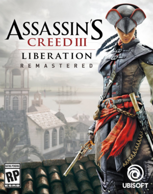 Assassin's Creed III: Liberation Remastered cover