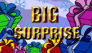 Big Surprise cover