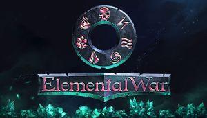 Elemental War cover