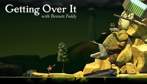 Getting Over It with Bennett Foddy cover