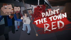 Paint the Town Red cover