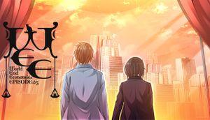 WORLD END ECONOMiCA episode.03 cover
