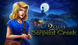 9 Clues: The Secret of Serpent Creek cover