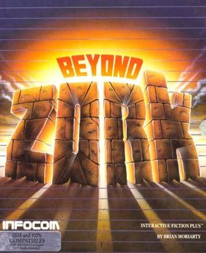 Beyond Zork: The Coconut of Quendor cover