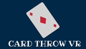 Card Throw VR cover