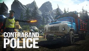 Contraband Police cover
