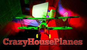 CrazyHousePlanes cover