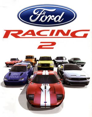 Ford Racing 2 cover