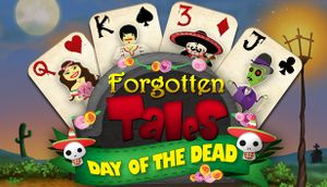 Forgotten Tales: Day of the Dead cover